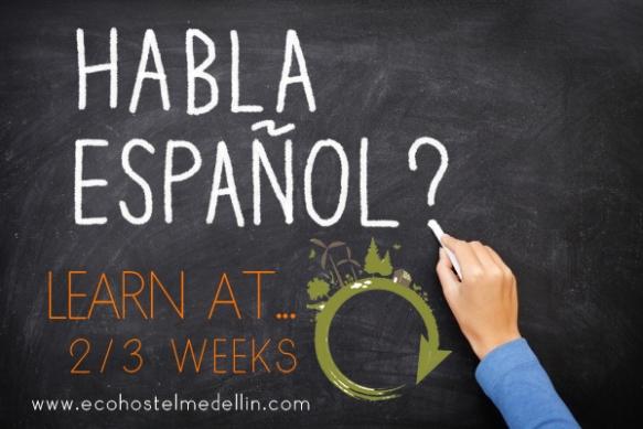 spanish clases